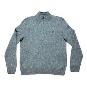 Polo Ralph Lauren Mens Classic Pullover Sweater